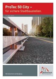 ProTec 50 City – für sichere Stadtbaustellen.