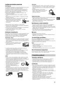 Sony KDL-49WD757 - KDL-49WD757 Mode d'emploi Letton - Page 5