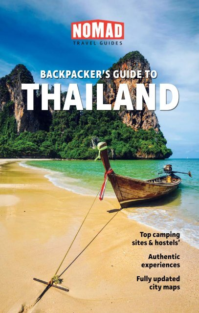 Backpacker's guide to Thailand