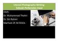04b. Dr. Siti Rahmi, M.Pd