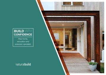 Natural Build Brochure