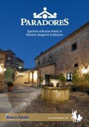 IBERO Paradores 2012