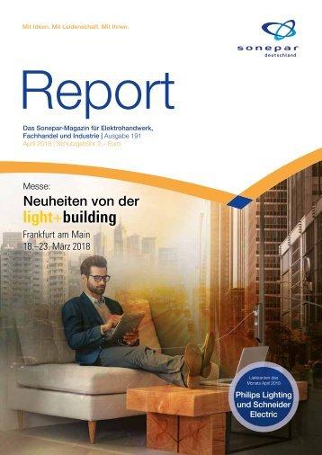 Report April 2018