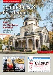 Gazette Schöneberg & Friedenau Nr. 11/2017