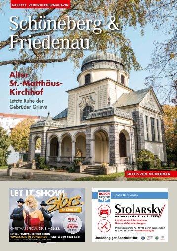Gazette Schöeneberg & Friedenau Nr. 11/2017