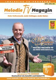Melodie TV Magazin 03 04 2018 48-seitig Screen V2