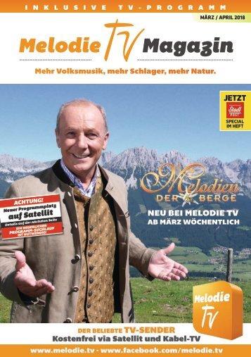 Melodie TV Magazin 03 04 2018 48-seitig Screen V2