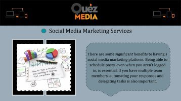 Graphic Design in Cleveland | Quez Media Marketing