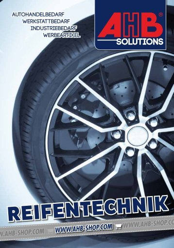 AHB Reifentechnik 2018