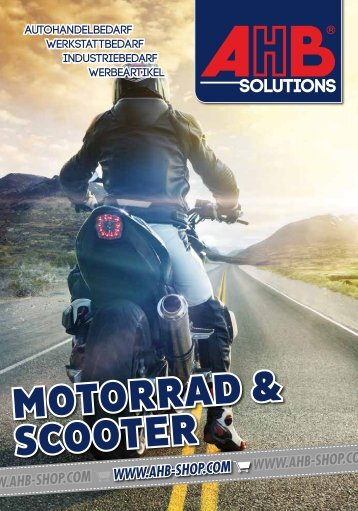AHB Motorrad & Scooter 2018