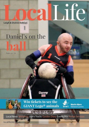 Local Life - Leigh & District - April 2018