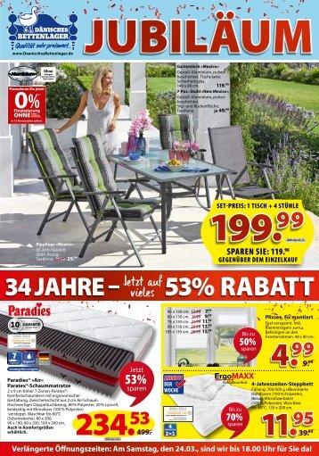 Dänische Bettenlager Prospekt : aktueller prospekt d nisches bettenlager ~ Eleganceandgraceweddings.com Haus und Dekorationen