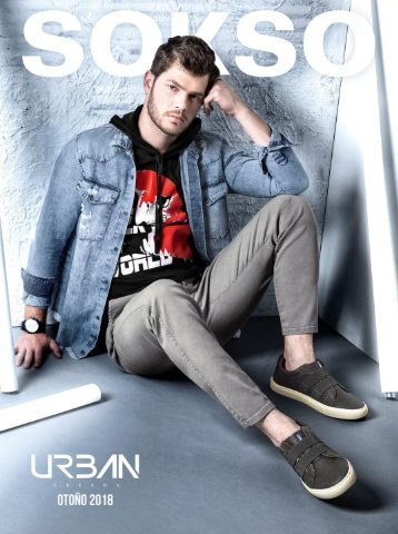 Sokso - Urban Creeds Otoño 2018