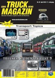 Euro Truck News Digital Nr. 04/2018