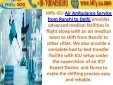 Get Affordable Air Ambulance Service from Patna and Ranchi by Hifly ICU - Page 4