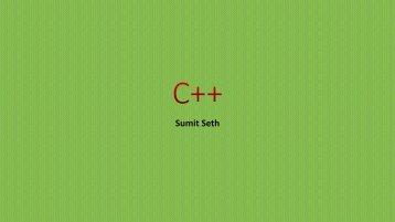 C++ Training Center in Hyderabad