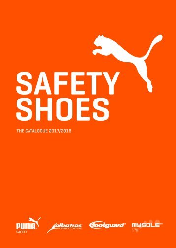 Puma Safety Shoes 2017/2018