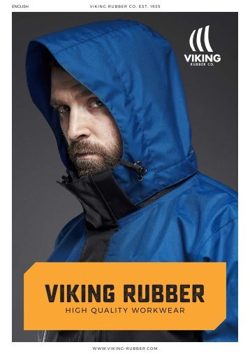 Viking  Rubber Katalog 2017