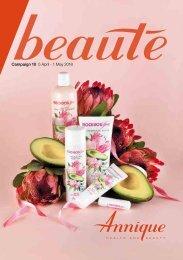 Beaute - Campaign 10 - April 2018