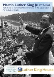 Martin Luther King Resources