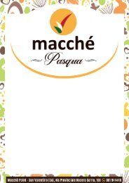 Offerte Pasqua Macché Point