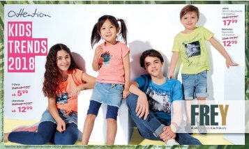 FREY Mode - Kids Trends 2018