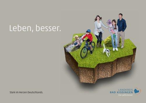 Leben, besser. Landkreis Bad Kissingen