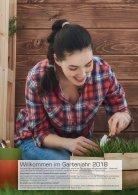 Gartenkatalog 2018 - Gebhardt Bauzentrum - Seite 2