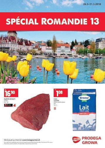 Spécial Romandie 13