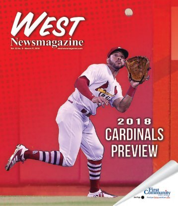 West Newsmagazine 3-21-18