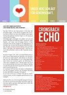 CRONSBACH-ECHO 1/2018 - Page 3