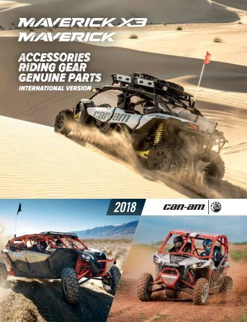 Off-Road_Catalogue PAC MY18_Maverick_GLOBAL EN_EMEA_2yr_war_v02