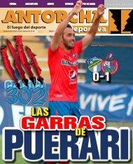 Antorcha Deportiva  308