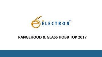 Electron Range Hood and Hobb Top Stove