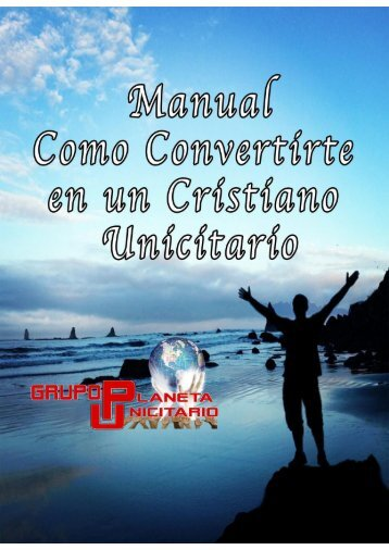 Manual como ser un buen unicitario