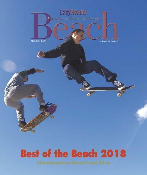 Beach March 2018