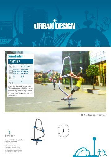 URBAN DESIGN-WIND RIDER-ENGLISH