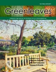 Greenleaves - Fall/Winter-2016-17