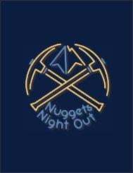Denver Nuggets Campaign Book