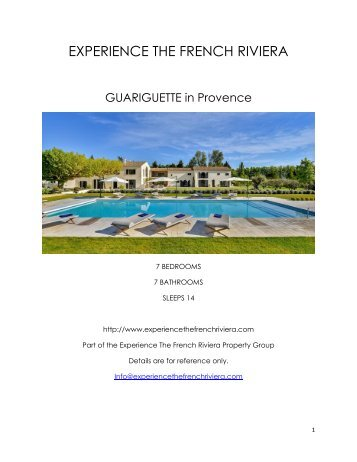 Guariguette - Provence
