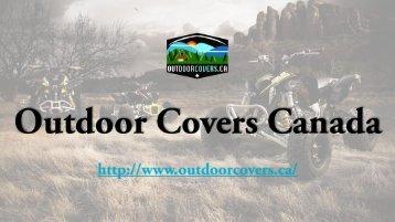 ATV Cover - Outdoor Covers Canada