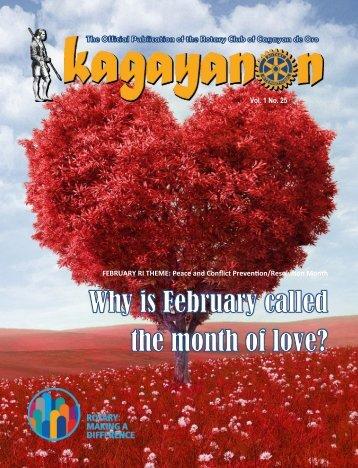RCCDO February 08 Bulletin