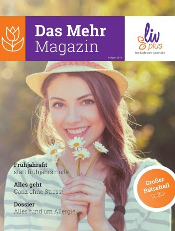 Mehr Magazin_Frühjahr_2018