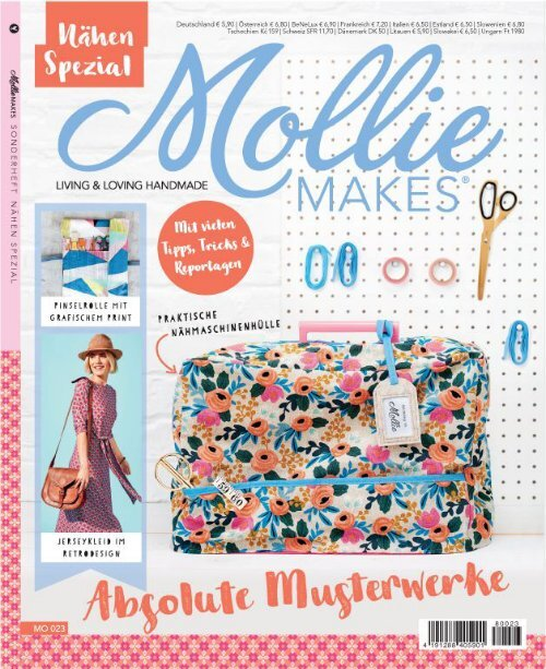Mollie Makes Sonderheft Nr. 023