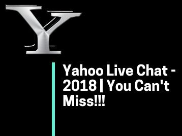 How To Resolve Yahoo Related Issues - 2018 | You Can't Miss!!!