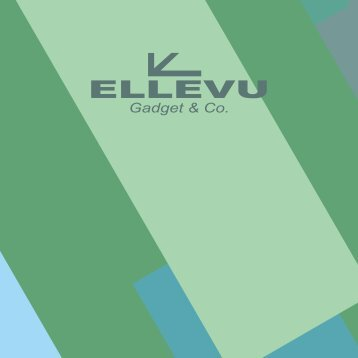 Catalogue ELLEVU 2018