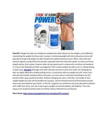 Phen375 - Blast Away The Body Fat Naturally