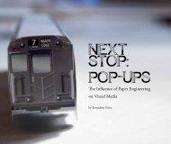 NEXT STOP: POP-UPS - The Popuplady