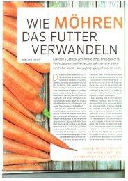 Innovation _ Karotten&Geteide