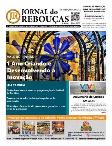 Jornal do Rebouças - Edição Março 2018